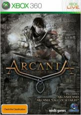 Игра для Xbox360 Nordic Games Arcania The Complete Tale
